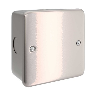 Five-outlet Metal Clad Junction box for Creative-Tube