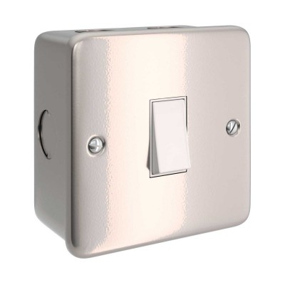 Metal clad box with single switch for Creative-Tube