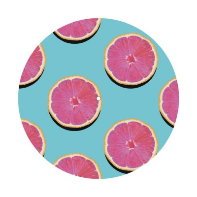400 mm diameter round pre-drilled Panel for Rose-One System - PROMO