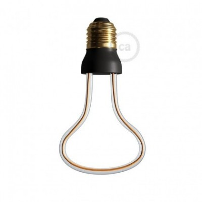 LED Art Reflecto Light Bulb 8W E27 Dimmable 2200K