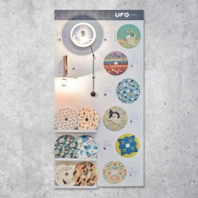UFO add-on 120 cm, additional unit for Corners