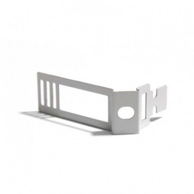 White metal Adjustable Cable Clip for Creative-Tube